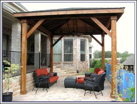 Free Standing Patio Cover by Free Standing Lattice Patio Cover Plans Patios Home