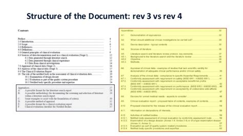 Clinical Evaluation Report Template Clinical Evaluation In The Eu For Devices