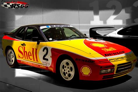Porsche Turbo Cup by Porsche 944 Turbo Cup Rs65photos