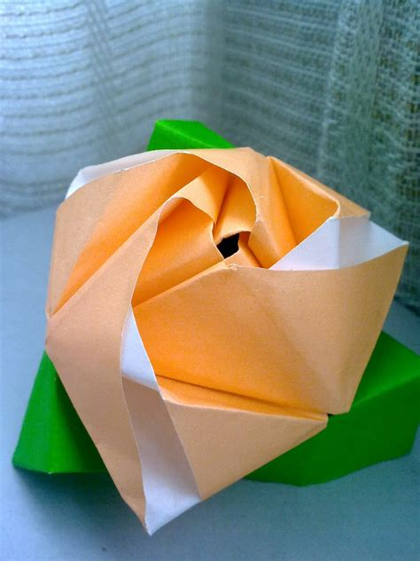 Paper Folding Crafts - a sojourner paper folding craft