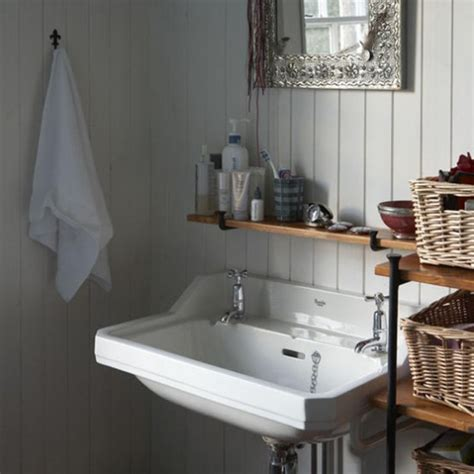 vintage bathrooms uk bathroom with vintage basin rustic bathroom