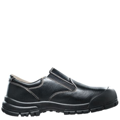 4 5 low cut slip on safety shoes black safety shoes