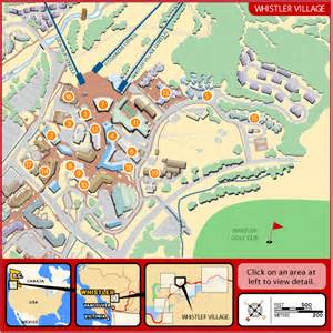 related keywords suggestions for whistler map