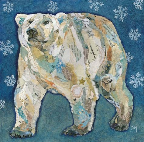 polar bear fine art print dawn maciocia