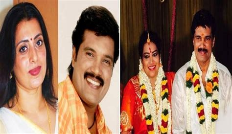 Actor ranjith and ragasudha marriage