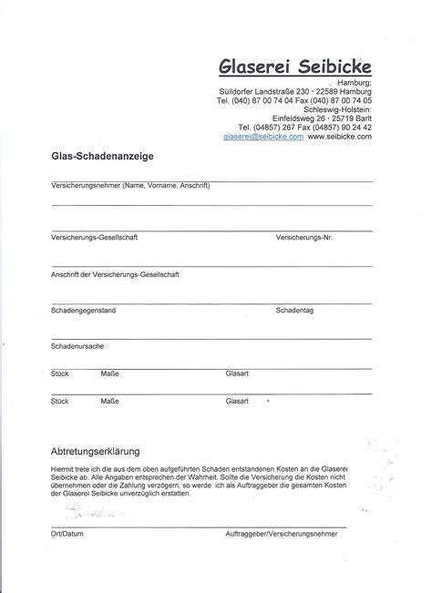 Muster Kündigung Berlin Direkt Versicherung Glaserei Seibicke Hamburg Und Schleswig Holstein Service