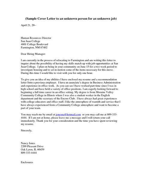 Cover Letter Without An Address What To Write In A Cover Letter Gift Certificate Format
