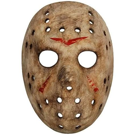 free printable jason mask jason voorhees and masks on pinterest
