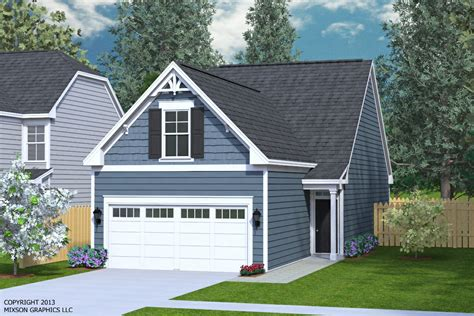 Two Story House Plans For Narrow Lots by House Plan 1481 B Clarendon Elevation Quot B Quot Two Story Plan