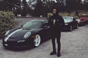chris brown new car chris brown s new porsche 911 turbo s is the car you