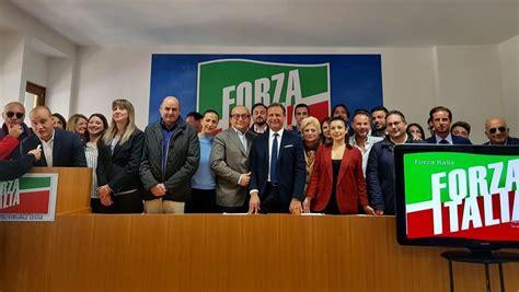 sede nazionale forza italia forza italia presentati i nuovi amministratori hanno