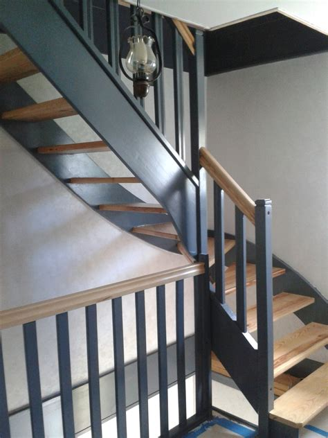 Papier Peint Pour Cage Escalier by Escalier Peint Couleurs Beautiful Pose Du Papier