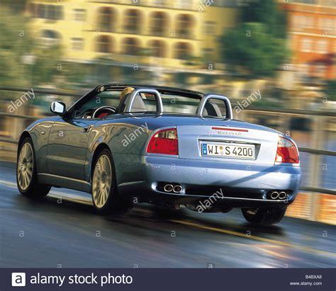maserati cambiocorsa spyder car maserati spyder cambiocorsa convertible model year