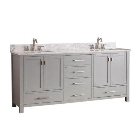 home depot 72 inch bathroom vanity avanity modero 72 in double vanity cabinet only in