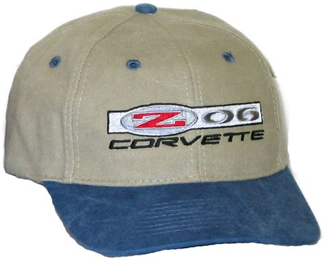 chevy corvette hat z06 embroidered cap