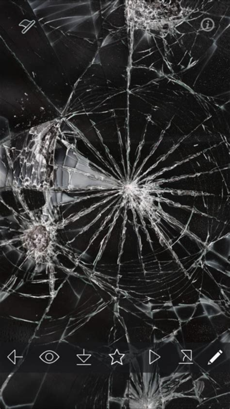 app shopper broken screen wallpapers hd cracked screen