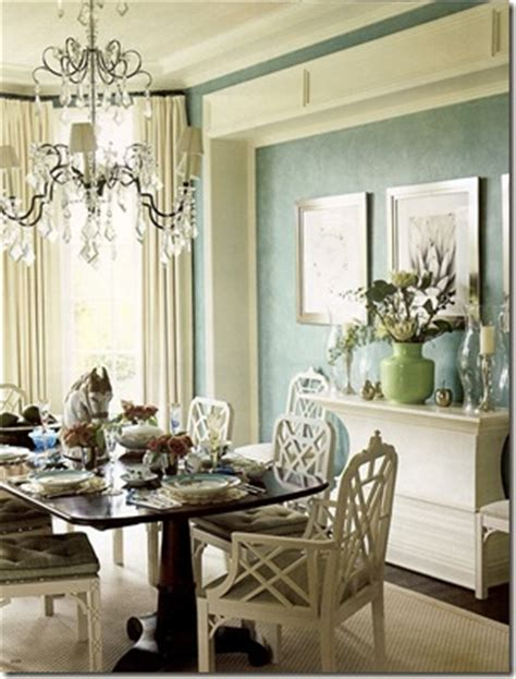 Just A Few The Handmade Home House Beautiful Dining Rooms 2