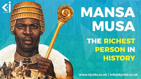 top 15 richest in history mansa musa the richest that lived