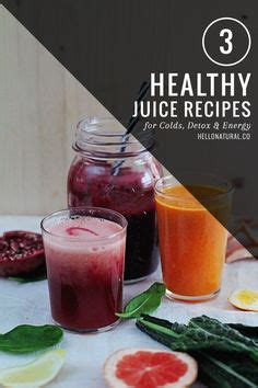 Juice Recipes For Energy And Detox by Energy Juice Recipes On Carrot Juice Recipes