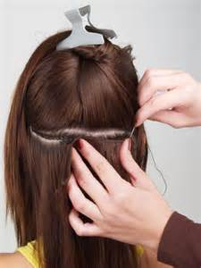 sewn in extensions hair extensions guide 10 tips on types hair and care gurl