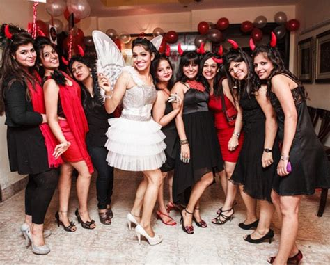 themed hen party ideas theme for the hens party indian wedding ideas
