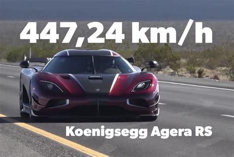 Schnellstes Auto Der Welt by Koenigsegg Agera Rs Schnellstes Auto Mit Stra 223 Enzulassung