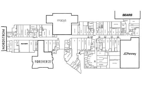 layout of alderwood mall the mallmanac extant assets tacoma mall tacoma wa