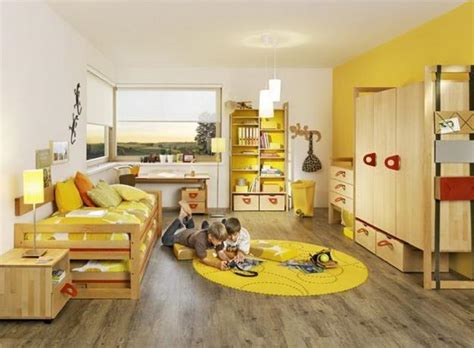 yellow kids bedroom 22 bright interior design and home decorating ideas with
