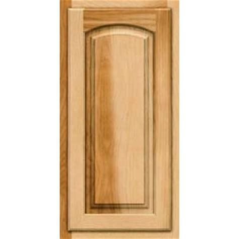 are kraftmaid cabinets solid wood kraftmaid arched raised solid hickory natural cabinets
