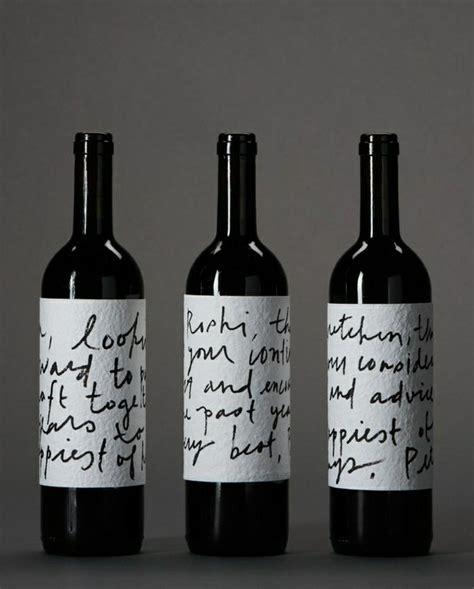 Weinflaschen Etiketten by Personalisierte Flaschenetiketten Wenn Der Wein Seele Hat
