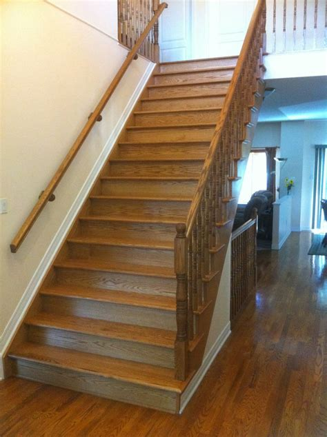 Solid Wood Handrail solid wood stairs railing stairs railings
