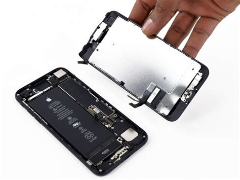 Iphone 7 Screen Replacement Iphone 7 Screen Replacement Ifixit Repair Guide