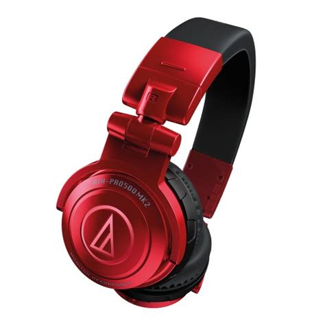 Audio Technica Ath S 500 Nv Monitoring Headphone Bergaransi ath pro500mk2 professional dj headphones audio technica