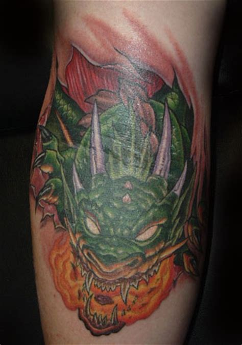 dragon tattoo ripping through skin jimbo dragon rip out