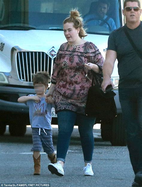 what does i found a boy by adele mean adele steps out with son angelo in la amid ongoing