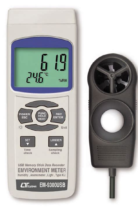 Lutron Aq 9901sd Air Quality Meter lutron meters 171 scientific instruments optical sales microscopes