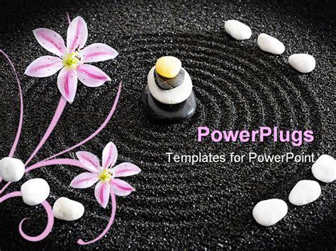 zen powerpoint template powerpoint template a beautiful depiction of zen garden