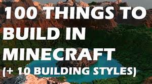 100 things to build in minecraft minecraft blog auto design tech
