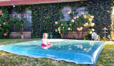 how to make your backyard fun 25 playful diy backyard projects to surprise your kids