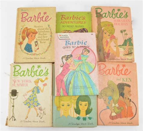 random house books 5 random house barbie books