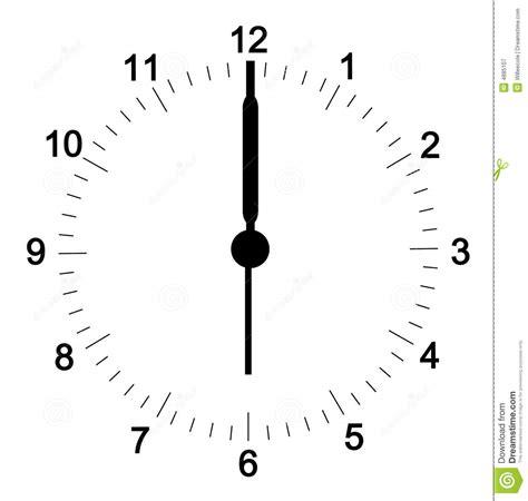 Jam Dinding Coffee Time six o clock clipart six clock six oclockhigh 第11页 点力图库