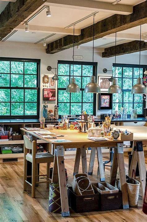 favorite diy art studio small spaces ideas  ideaboz