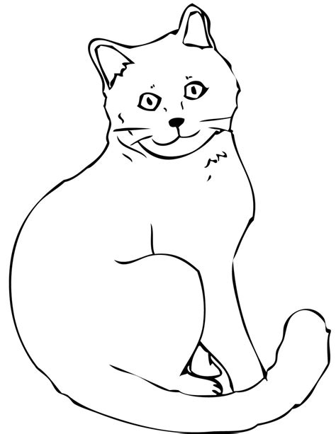 Coloring Page And Cat by Cat Coloring Pages 187 Coloring Pages