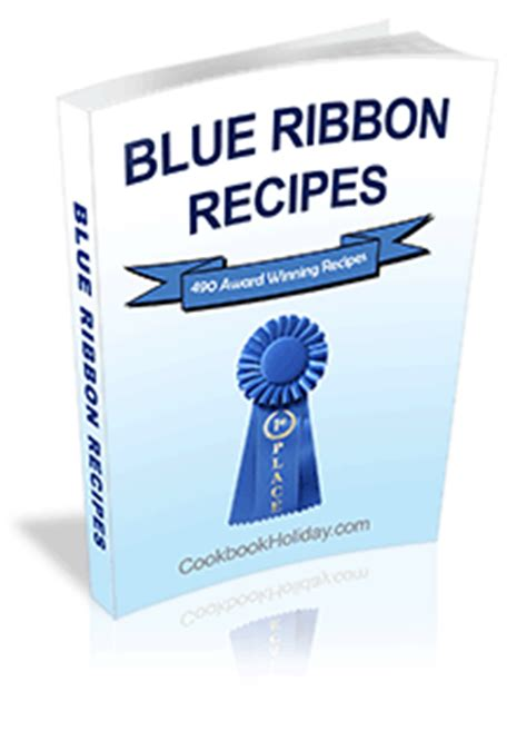 blue ribbon recipes blue ribbon recipes