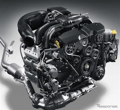 subaru boxer engine turbo subaru to unveil new 4 cylinder boxer engine this year