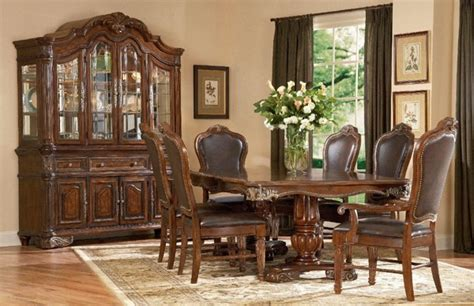 28 dining room sets formal brussels formal dining perfect formal dining room sets for 8 homesfeed perfect