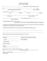 Sle Letter For Dormant Account