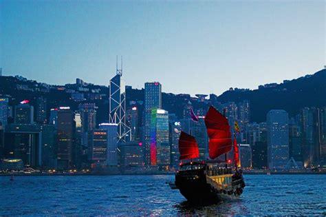 junk boat hong kong our global trek