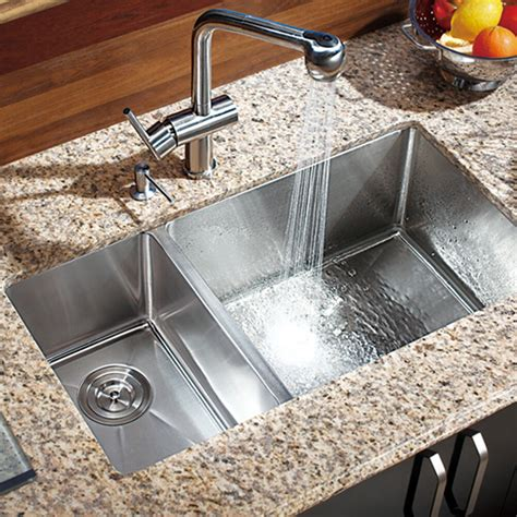 Kitchen Sink Undermount Sink by 30 Quot X 16 Quot Bowl Stainless Steel Made Undermount