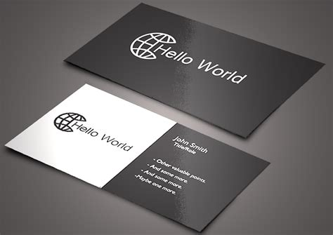 business card preview template adobe photoshop how to create this realistic glossy
